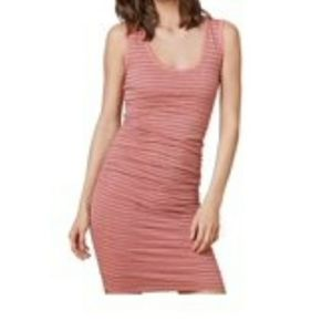 Women's Genisa Ruched Tank Dress